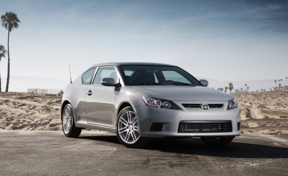 the all new 2011 scion tc with manual drive Toyota Scion tC Scion tC Car