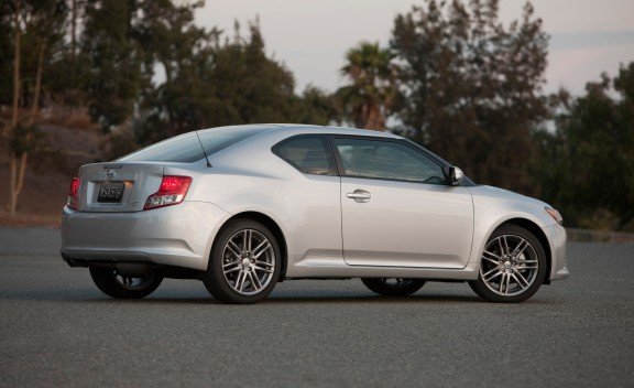 the all new 2011 scion tc with manual drive Used Scion tC Scion Sports Car