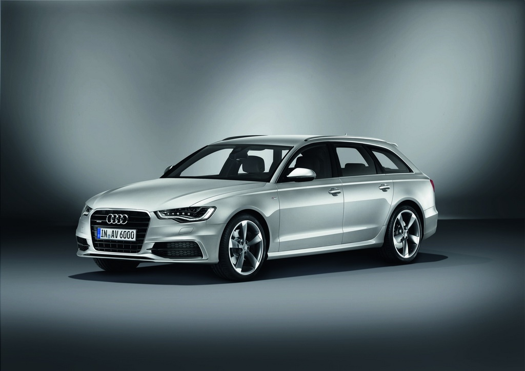 2012 Audi A6 Avant 18 AUDI MEETS EXCELLENCE WITH ALL NEW 2012 A6 AVANT