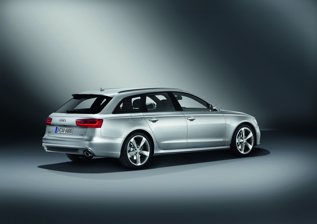 2012 Audi A6 Avant 32 AUDI MEETS EXCELLENCE WITH ALL NEW 2012 A6 AVANT