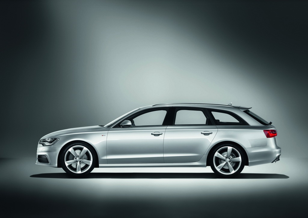 2012 Audi A6 Avant 9 AUDI MEETS EXCELLENCE WITH ALL NEW 2012 A6 AVANT
