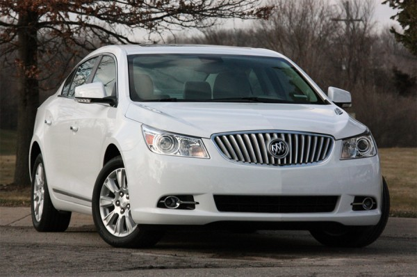 2012 Buick LaCrosse eAssist 5 Efficiency Lessons by 2012 Buick LaCrosse eAssist