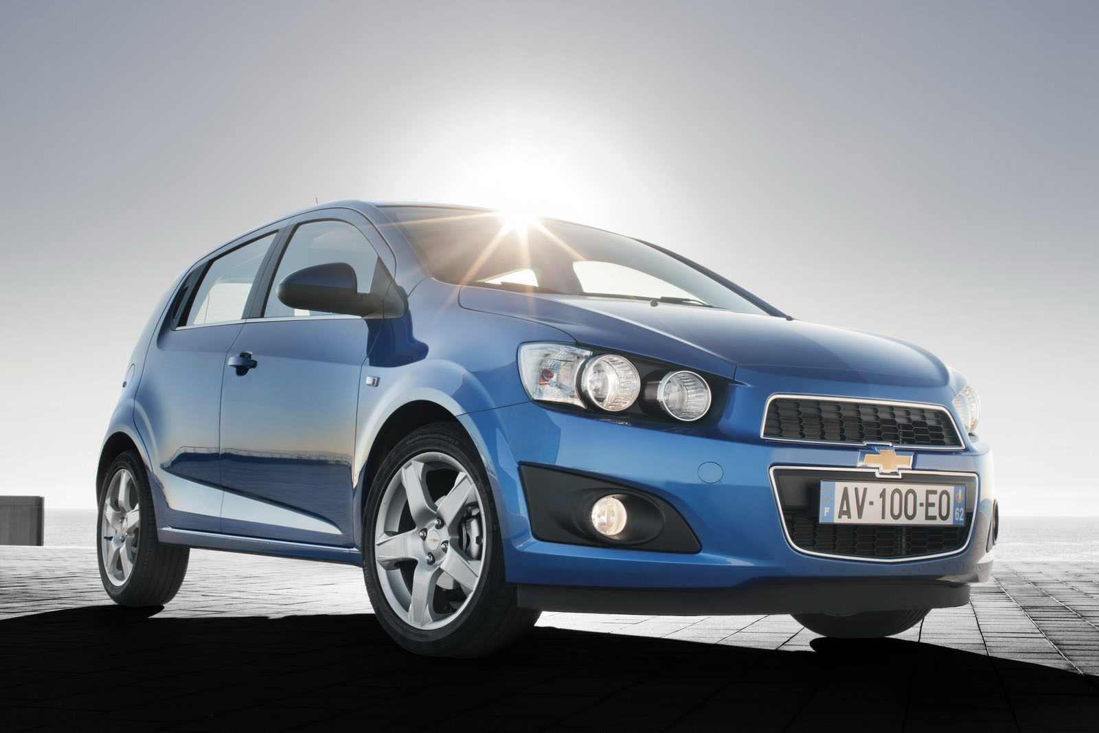 2012 Chevrolet Aveo Hatchback 3 Chevrolet to Backfire 2012 Aveo Hatchback and Sedan for Sale