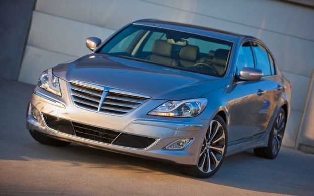 2012 Hyundai Genesis sedan 2 2012 Hyundai Genesis Sedan with Properly Adjusted Drive Train Kit