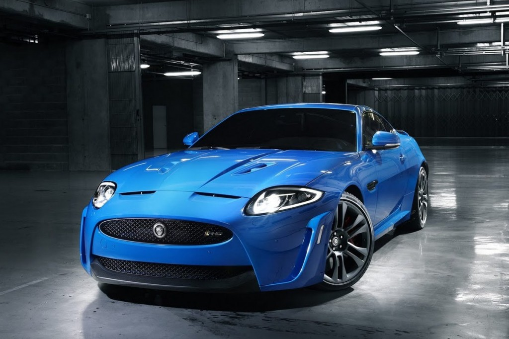 2012 Jaguar XKR S 2 Jaguar's new good looking family member