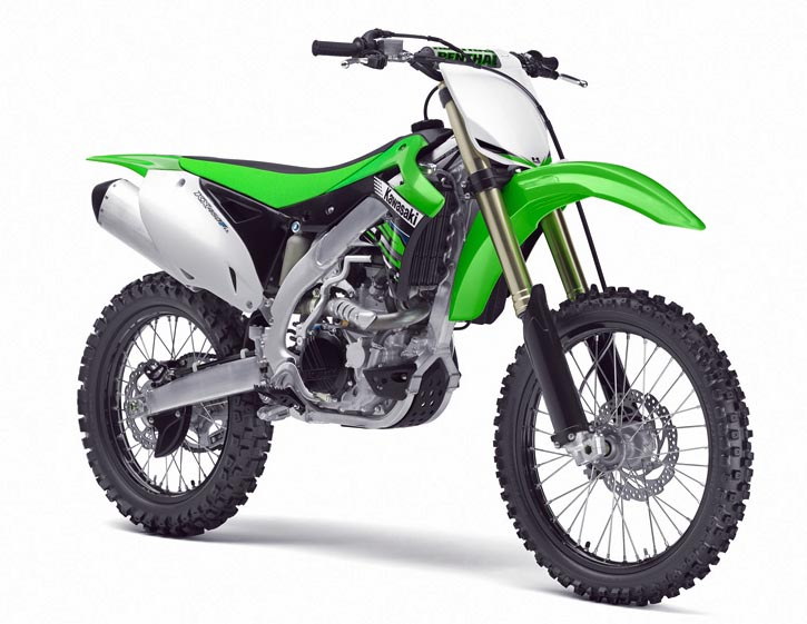 2012 Kawasaki KX250F and KX450F 1 2012 Kawasaki KX250F and KX450F Variants to Be Launched Soon