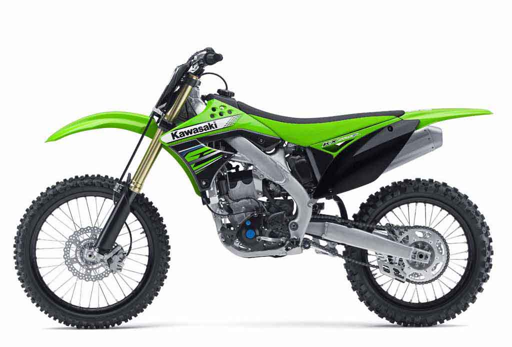 2012 Kawasaki KX250F and KX450F 4 2012 Kawasaki KX250F and KX450F Variants to Be Launched Soon