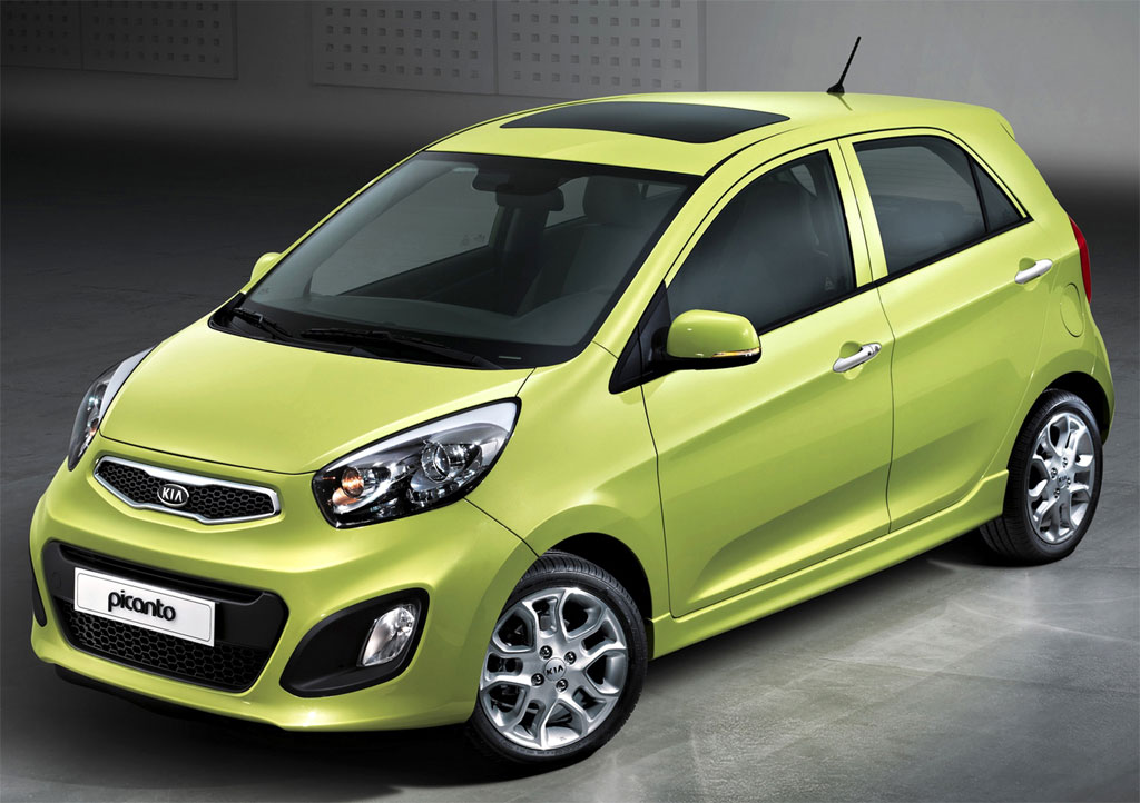 2012 Kia Picanto 1 Get ready for 2012 Kia Picanto