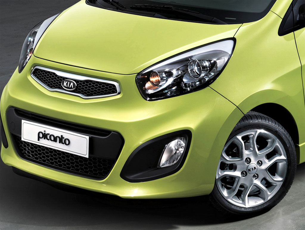 2012 Kia Picanto Get ready for 2012 Kia Picanto