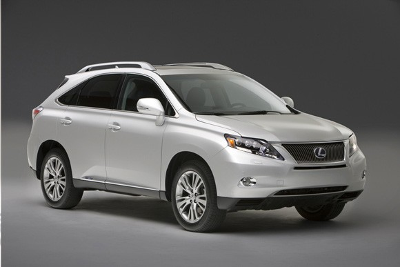 2012 Lexus RX review Lexus RX – style coupled with poise