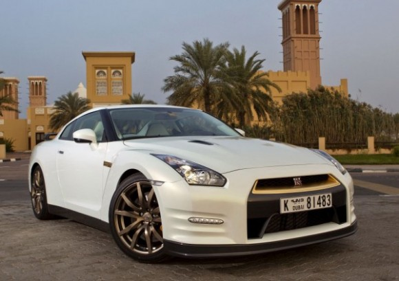 2012 Nissan GT R VVIP Edition 2012 Nissan GT R VVIP Edition  A Review