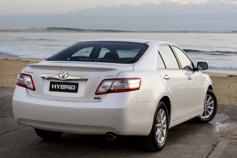 2012 Toyota Camry 14 2012 Toyota Camry to Be Launched into Market Soon