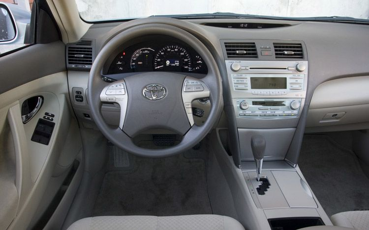 2012 toyota camry to be launched into market soon. Black Bedroom Furniture Sets. Home Design Ideas