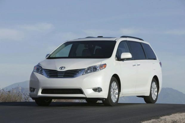 2012 Toyota Sienna The Exciting 2012 Sienna Hybrid from Toyota