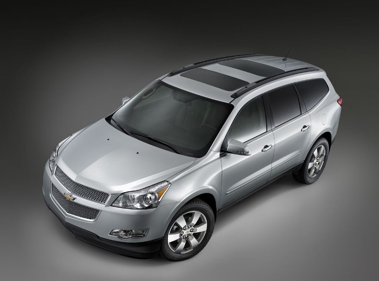 2012 chevy traverse 1 2012 Chevrolet Traverse Variant with Proper Easy to Care Tools