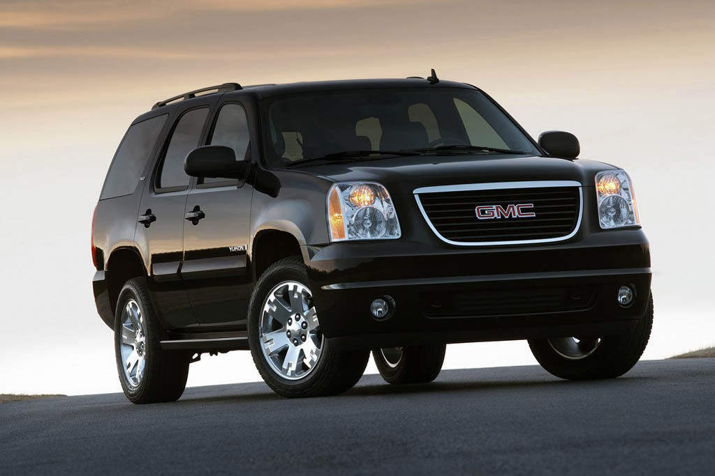 2012 gmc yukon YUKON at it's best