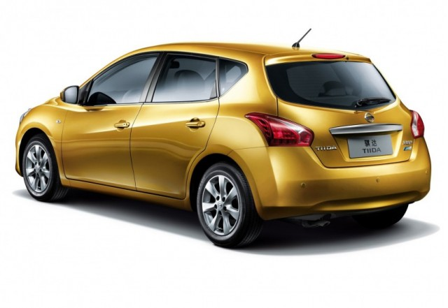 2012 nissan versa 21 Tiida to be Lunched Soon in the Market