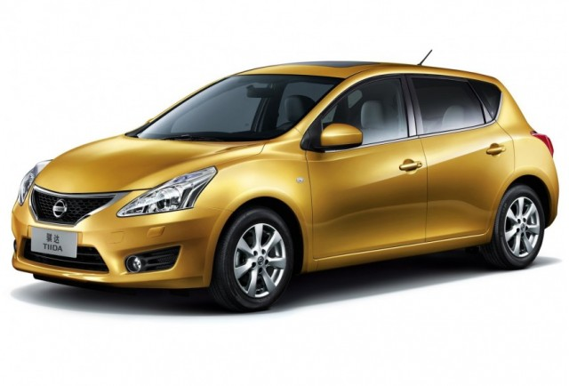 2012 nissan versa1 Tiida to be Lunched Soon in the Market