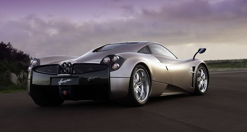 2012 pagani huayra 5 2012 Pagani Huayra with Panoramic Design