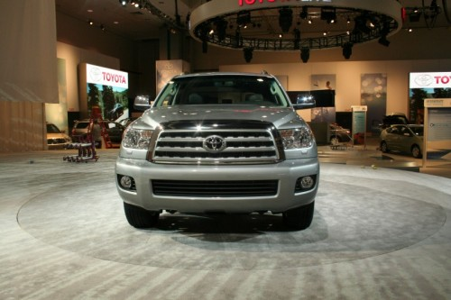 2012 toyota sequoia 3 The Versatile 2012 Toyota Sequoia