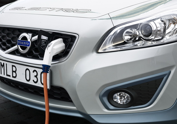 2012 volvo c30 Electric 1 2012 Volvo C30