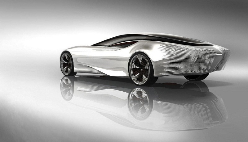 2030 mercedes benz aria concept 2 2030 Mercedes Benz Aria Concept 'Swan Wing'  A Car Review