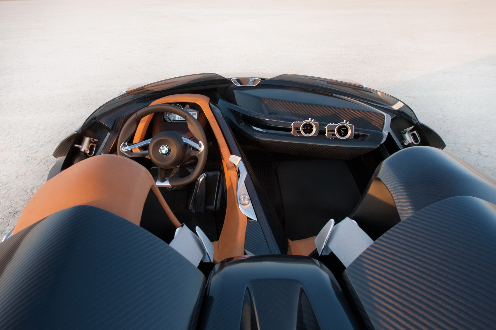 BMW 328 Hommage Concept 19 BMW's Retrolicious 328 Homage Concept Car to Launch Soon