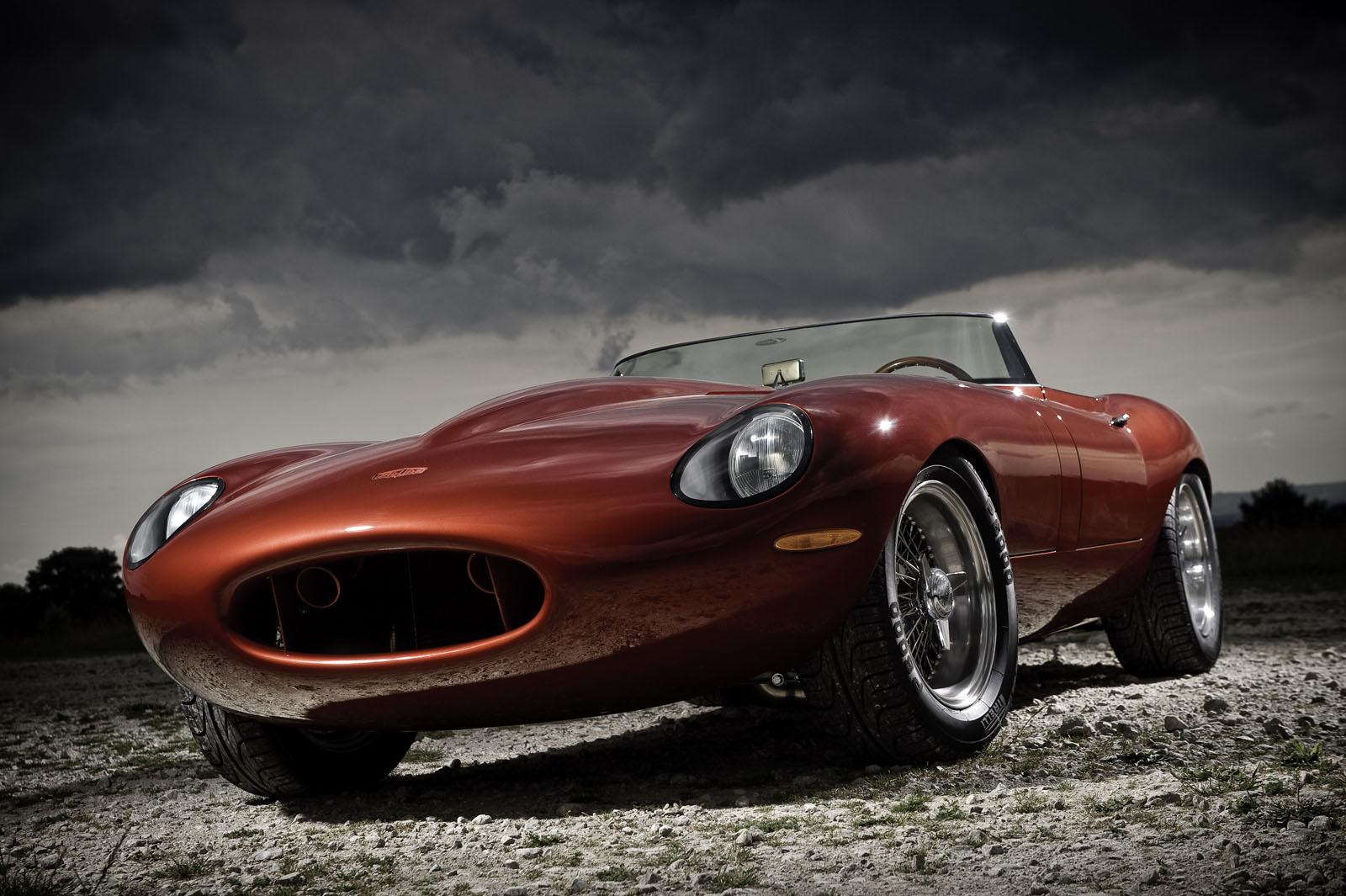 Eagle E Type Lightweight Speedster 4 Eagle E Type Lightweight Speedster to Be Shown at the Salon Privé in London