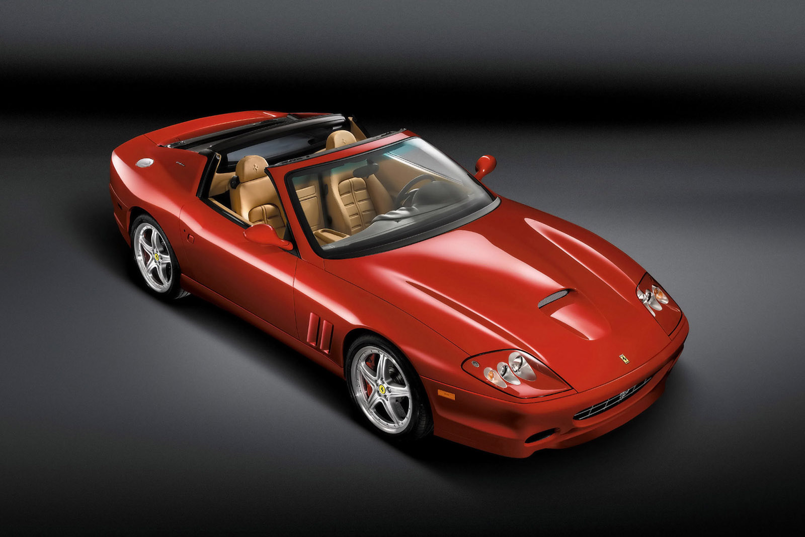 Ferrari 575 Superamerica The most awaited Ferrari coach built by Pininfarina