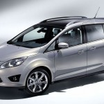 Ford Grand C Max front three quarter 150x150 THE GRAND ENTRY OF THE GRAND 2012 FORD C MAX