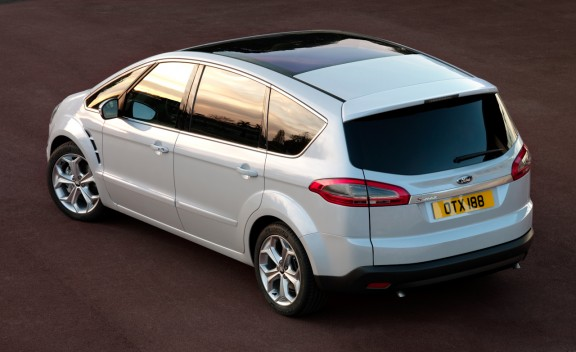 Ford s max Diesel 14 Comfort Meets Practicality With All New Ford S MAX