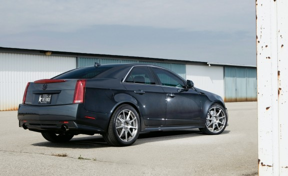 Hennessey cadillac cts v v700 1 The super fast Sedan awaits YOU!