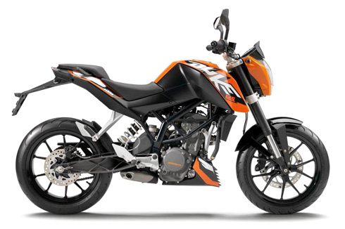 KTM Duke 200 2 KTM Duke 200CC Bike to Be Launched Soon in India