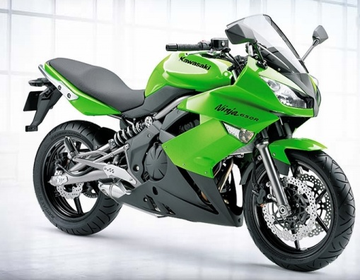 Kawasaki Ninja 650R 8 NINJA – ON – WHEELS, The Kawasaki Ninja 650R