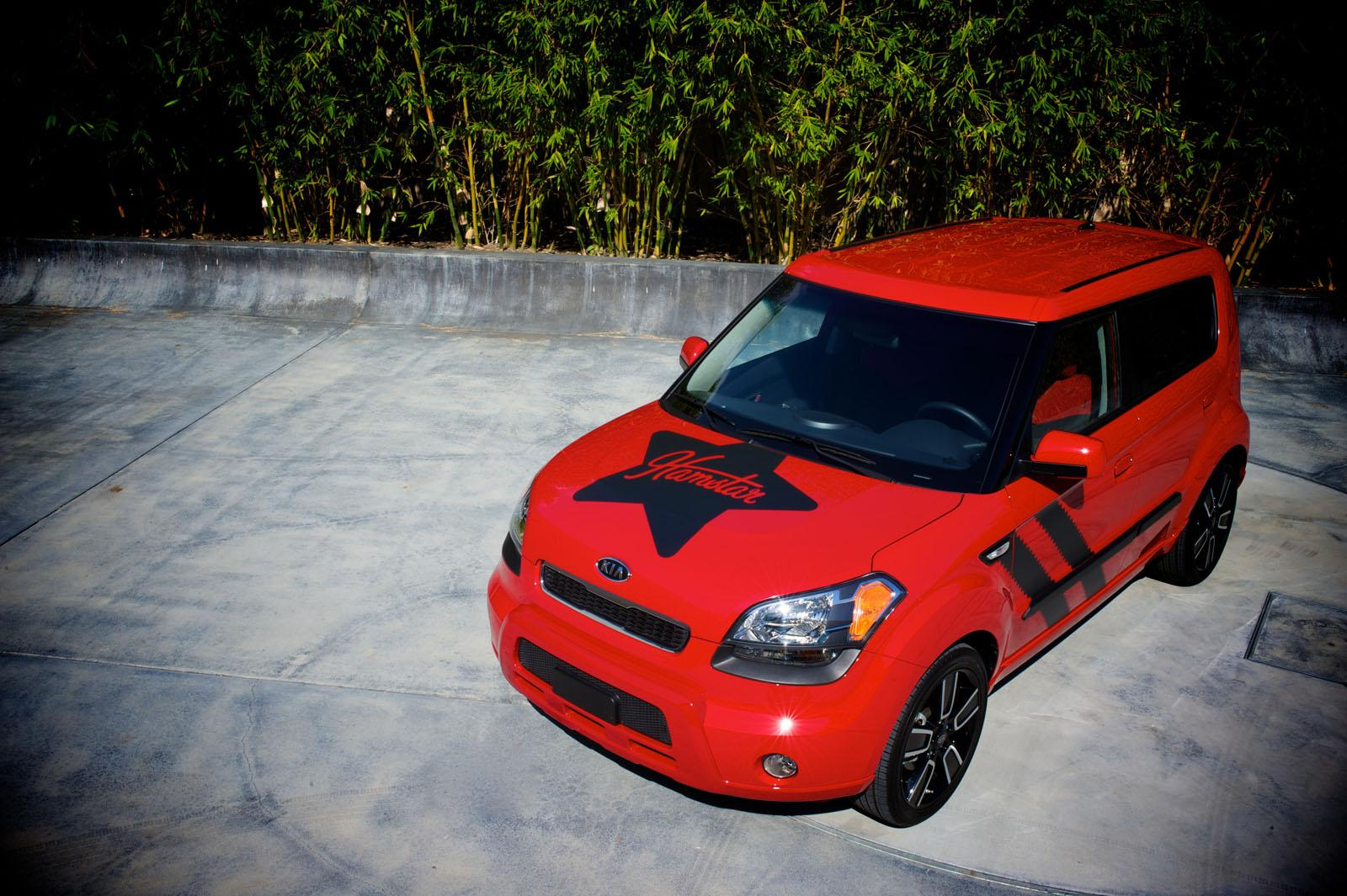 Kia Soul Hamster Edition 5 Either go with KIA or go with THAT!