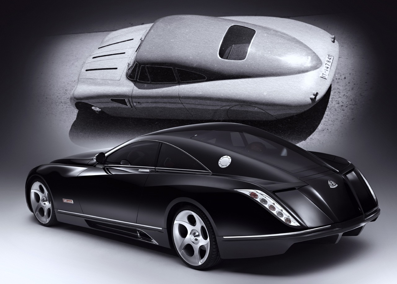 Maybach Exelero 4 Maybach Exelero Variant with Excellent Features