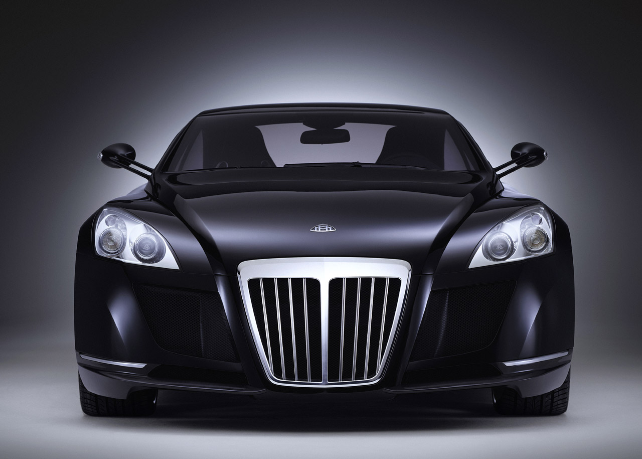 Maybach Exelero 5 Maybach Exelero Variant with Excellent Features