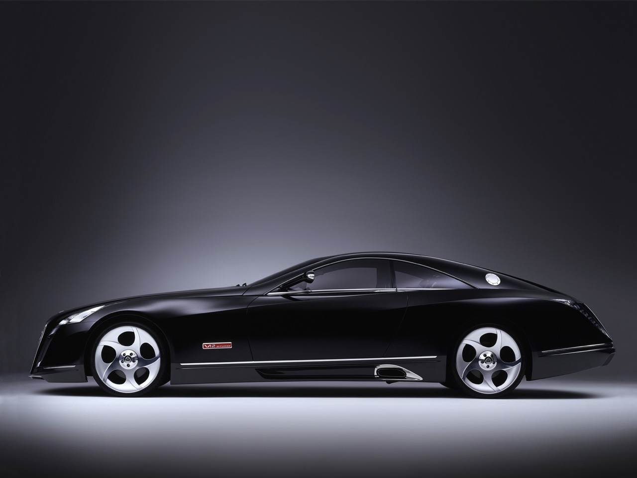 Maybach Exelero 7 Maybach Exelero Variant with Excellent Features