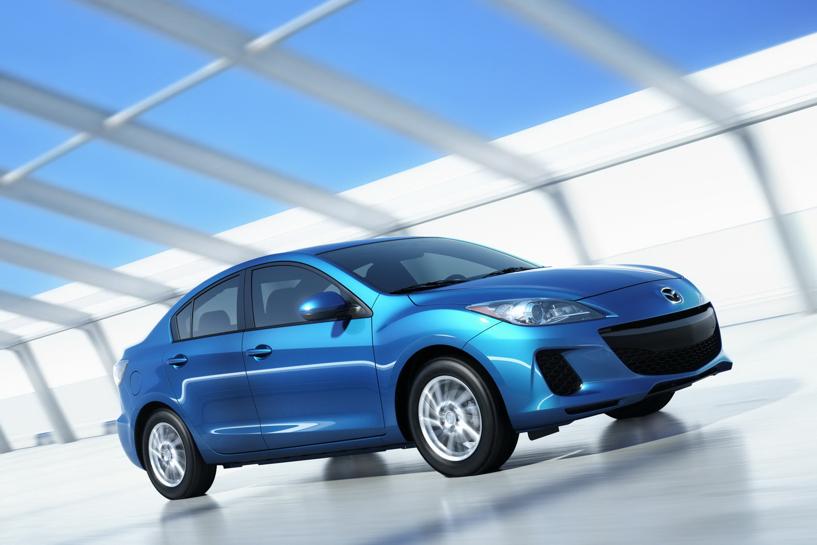 Mazda3 2 Mazda3 Production Released 3 Million Axela