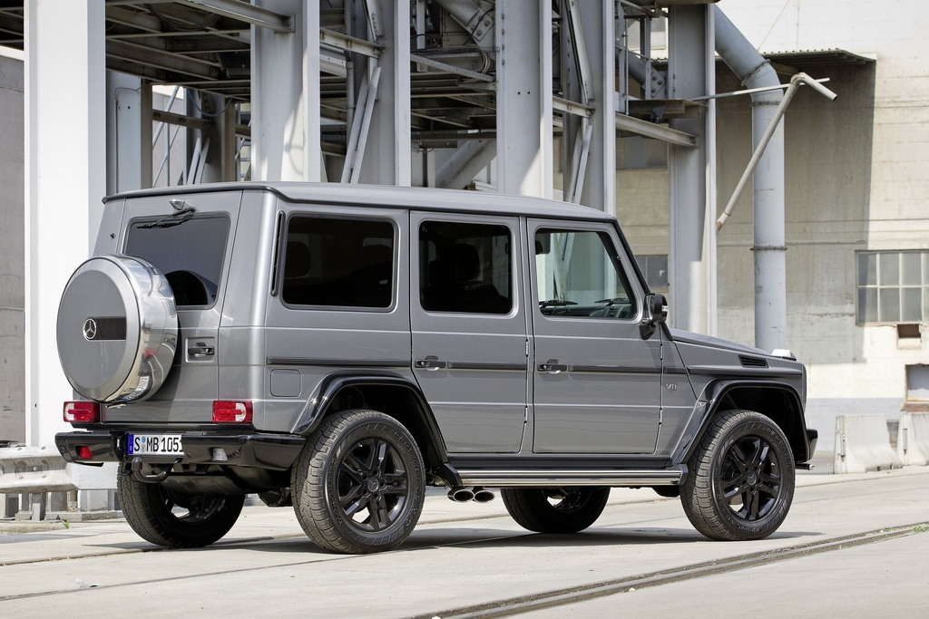 Mercedes G Class BA3 Final Edition and Edition 10 Style meets Excellence with NEW Mercedes Creation