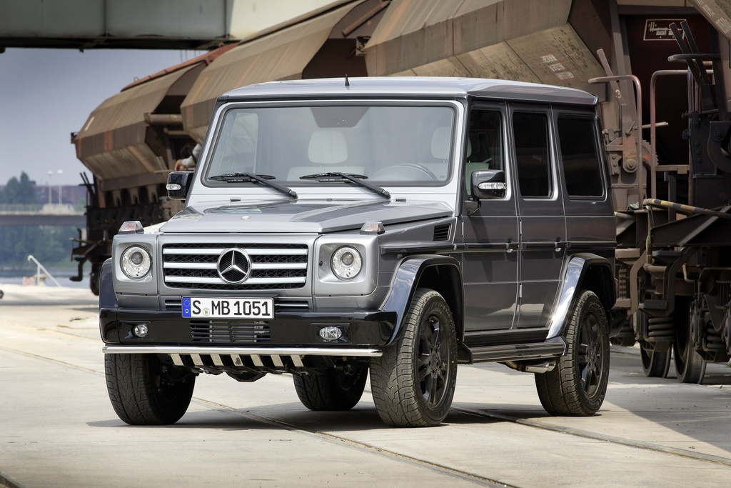 Mercedes G Class BA3 Final Edition and Edition 11 Style meets Excellence with NEW Mercedes Creation