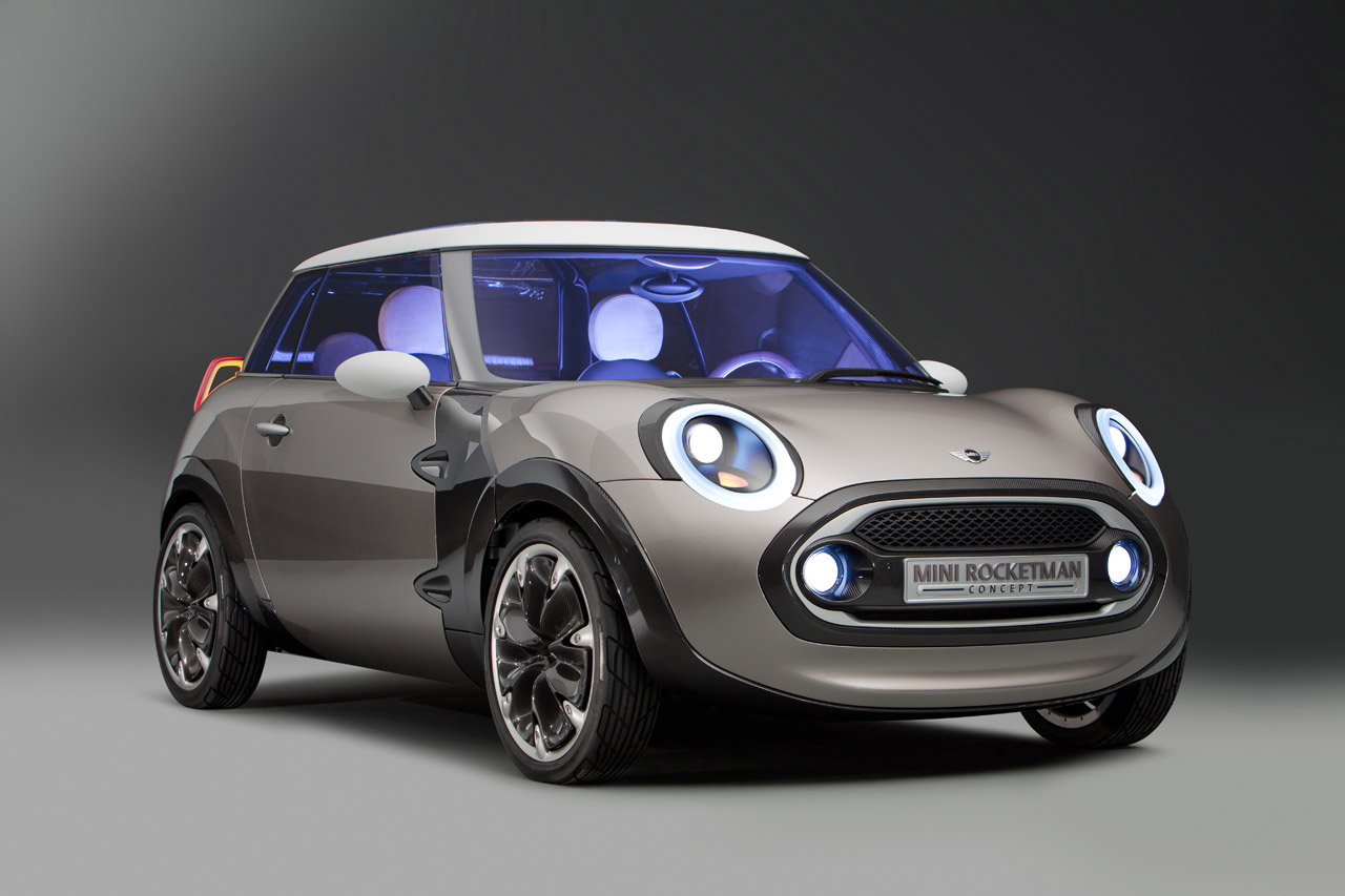Mini rocketman concept The Rocket Man Steals the Show, may go to production on 2014