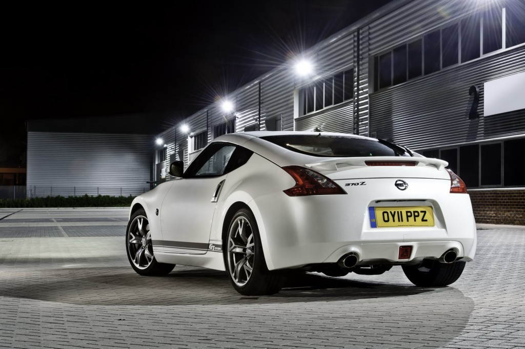 Nissan 370Z GT Edition 2 1024x682 New Nissan 370Z GT Edition to Be Sold in Britain