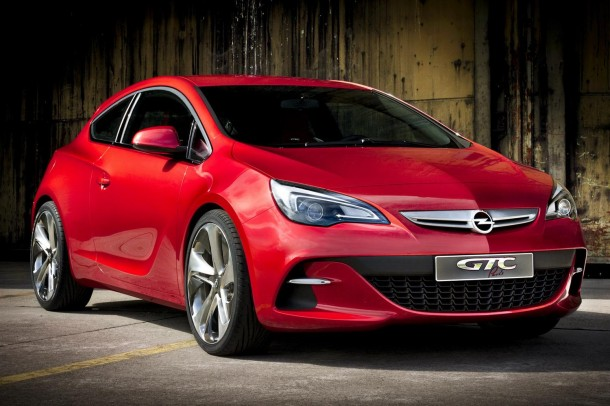 Opel gtc paris concept opel astra 4 GM's Opel Invites Writers to Write Blogs about Astra GTC