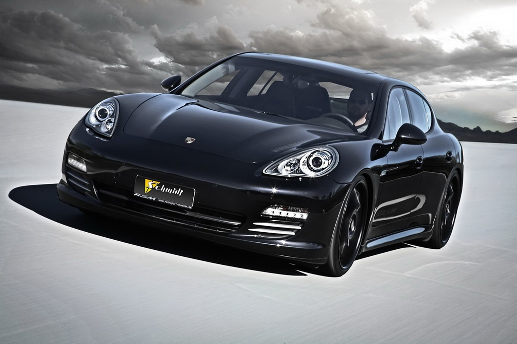 Porsche Panamera 4S by Schmidt Revolution 3 Porsche Panamera 4S Tuned and Upgraded by Schmidt Revolution