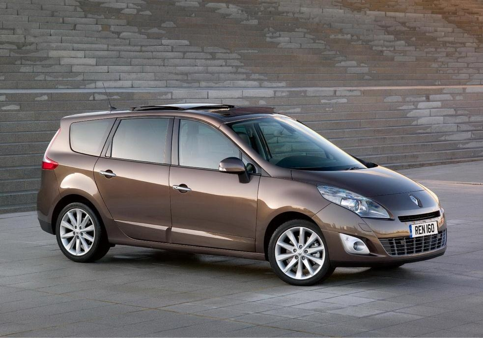 Renault Scenic Energy dCi 130 Renault Scenic Energy dCi 130  More Powerful and Energy Efficient