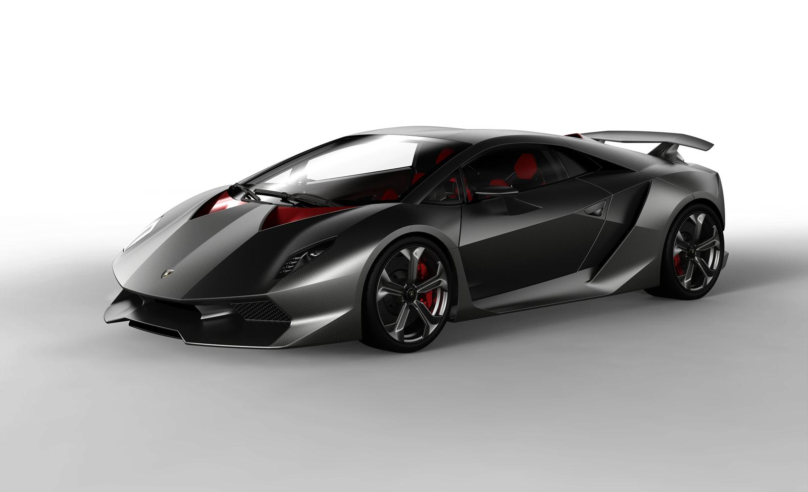 Sesto Elemento concept 2 Lamborghini's LIGHTEST creation
