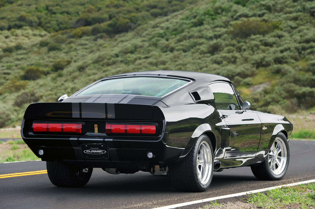 Shelby gt500cr venom 3 Old is Gold for Classic Recreations