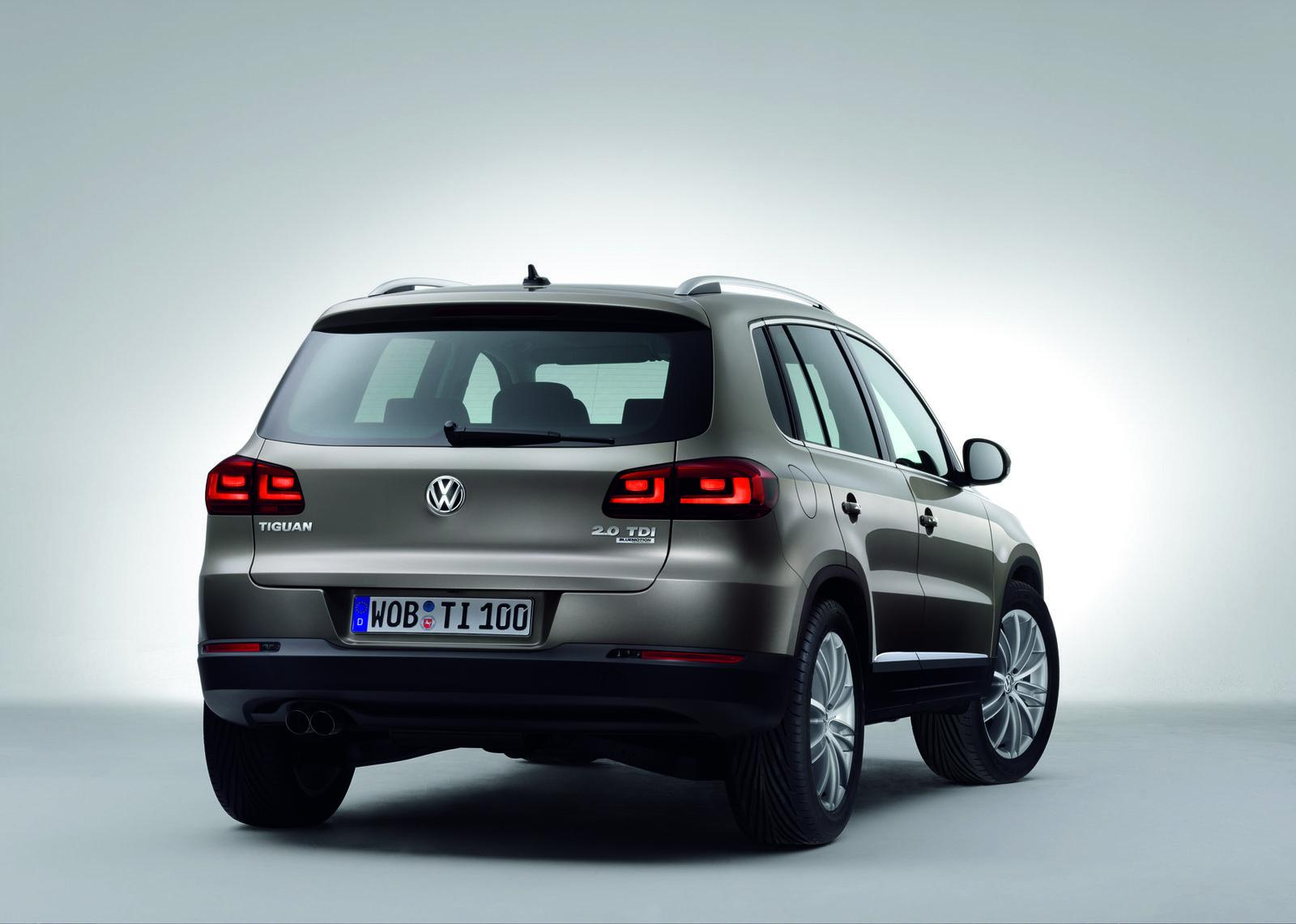 VW Passat and Tiguan 11 VW to Upgrade Passat and Tiguan in North America