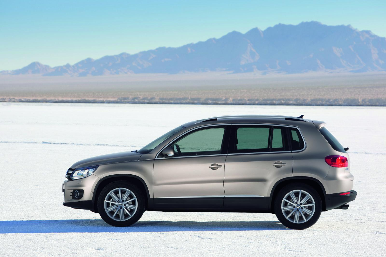 VW Passat and Tiguan 19 VW to Upgrade Passat and Tiguan in North America